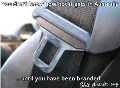 On the heat: | 29 Of The Best Australian Memes On The Internet