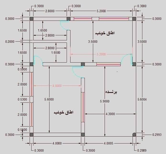 Standard House Plan Collection Engineering Discoveries House Plans Family House Plans Duplex House Design