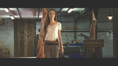 Image of Wanted Screencaps. for fans of Angelina Jolie. Angelina Jolie