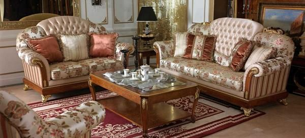 italian style furniture for modern living room designs in vintage style