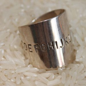 Buy Mini Alphabet Wrap Ring by Margot online now at The Stockroom Fashion Boutique. We ship internationally from our store in Auckland, New Zealand!