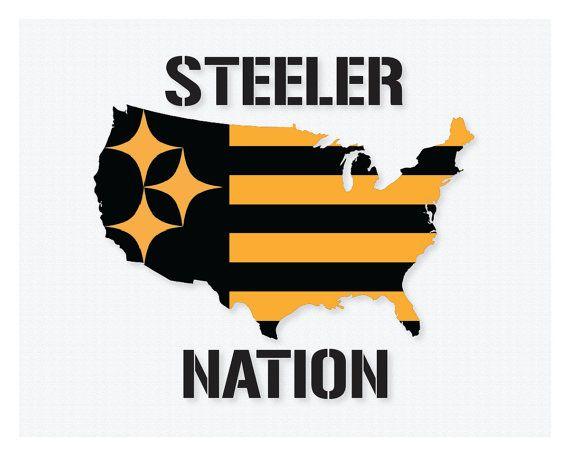 Pittsburgh Steelers Wall Art $10+.