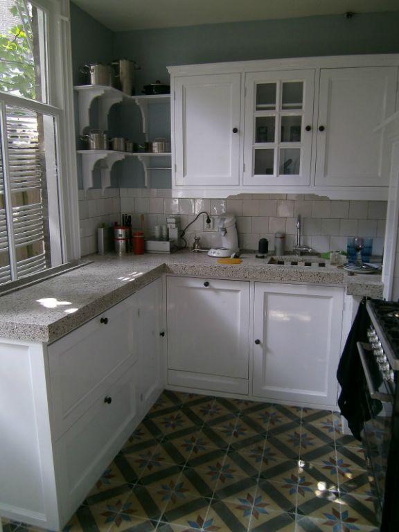 keuken voor kleine ruimte