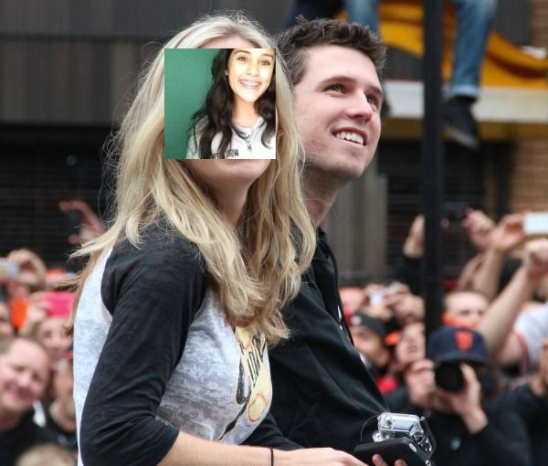 Betty and Buster Posey