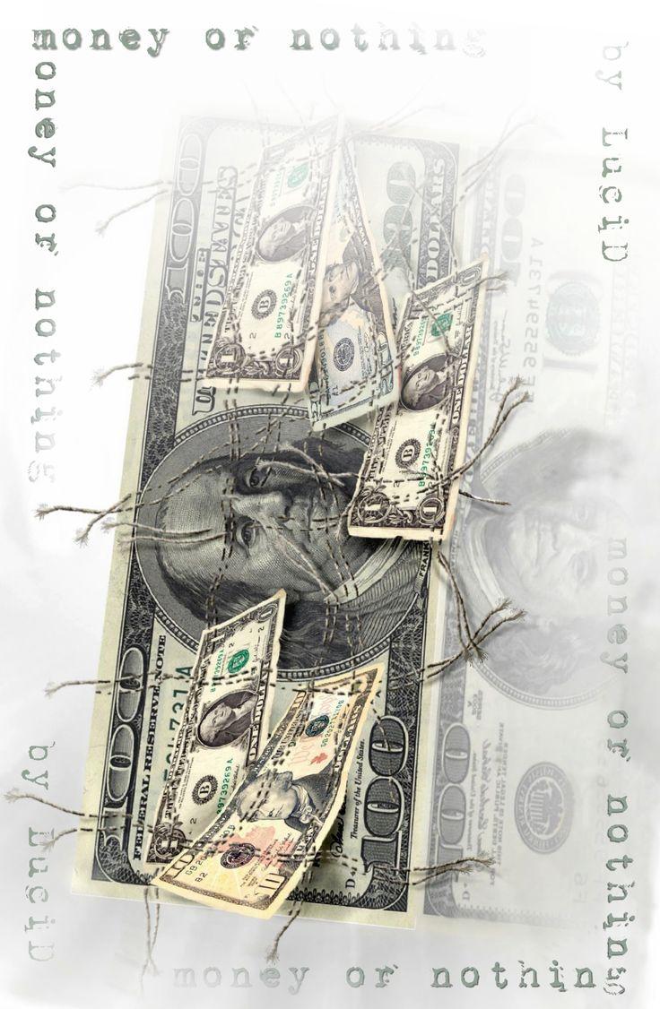 money or nathing