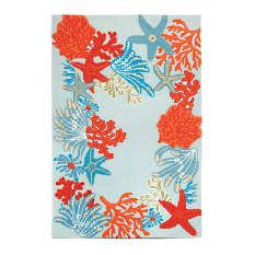 Grandin Road - Outdoor Area Rugs - Contemporary Rugs - Traditional Rugs