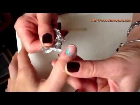 Cómo remover shellac