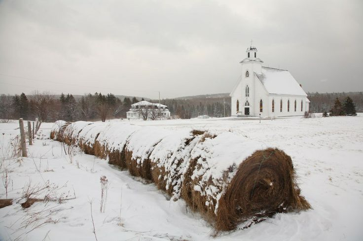 This is just down the road from where I live: Glendale Church, Cape Breton Nova Scotia.