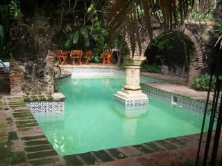 pool - Colonial House in Cartagena, Wedding  Venue -  - rentals