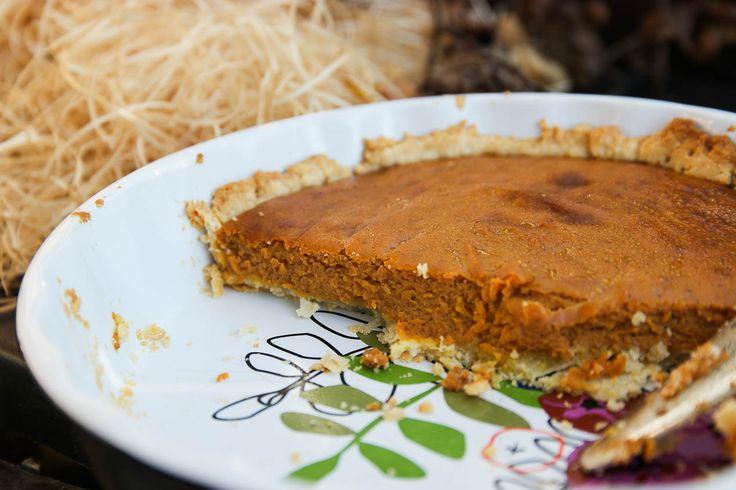 Bambi - Höstens godaste paj – Pumpkin Pie