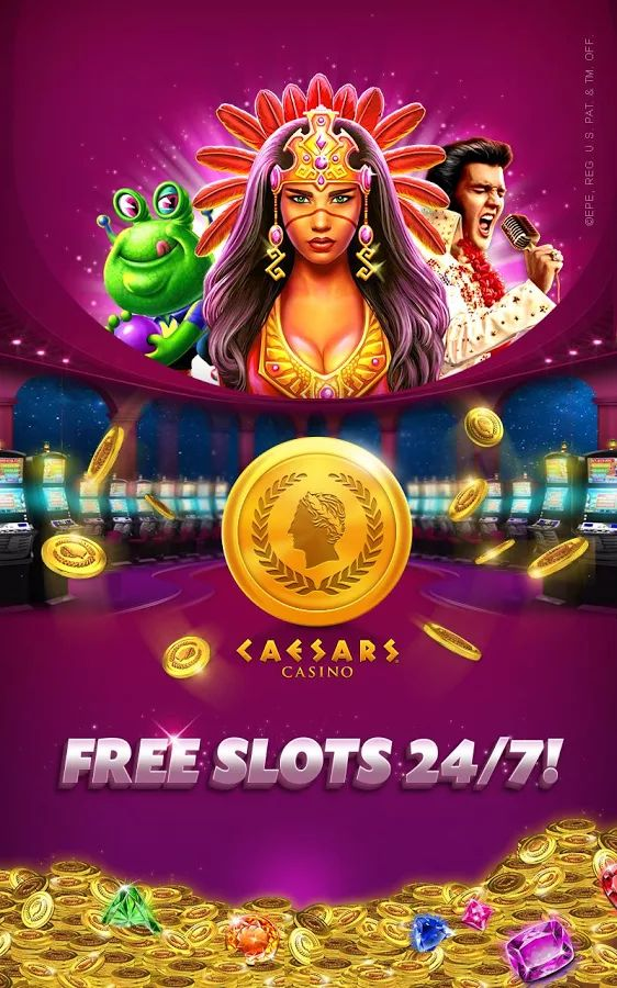 Caesars Slots - screenshot