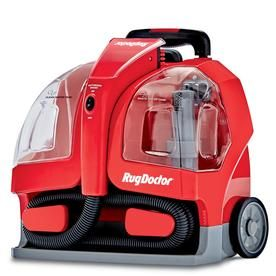 Rug Doctor Portable Spot Cleaner 1-Speed 0.5-Gallon Portable Carpet Cleaner 93300