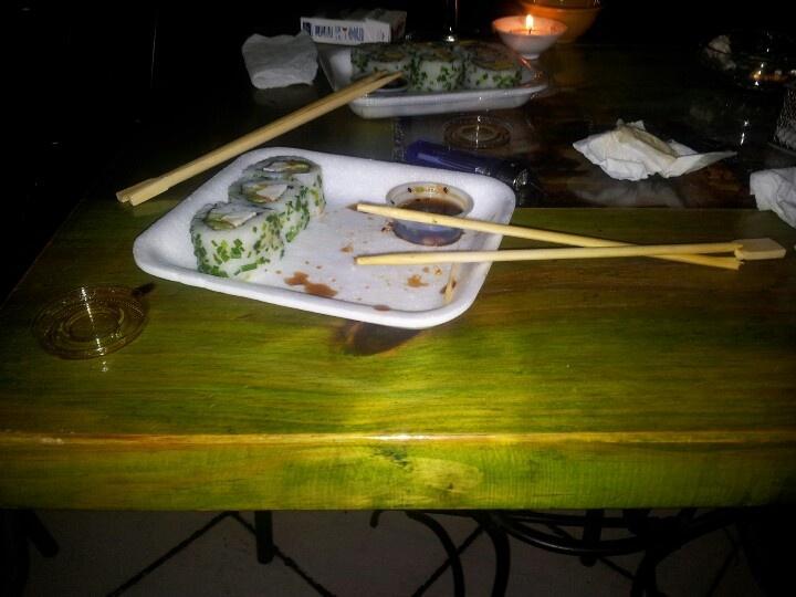 Sushi pal bajón (?)
