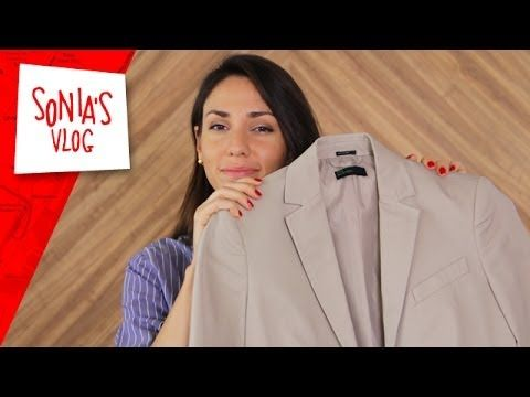 Travel Tips: How to Fold a Jacket to Avoid Wrinkles - http://bookcheaptravels.com/travel-tips-how-to-fold-a-jacket-to-avoid-wrinkles/ - See new travel adventures w/Sonia every Thursday: Sonia Gil shows you how to rapidly fold a jacket to avoid wrinkles. Watch more... - a, Avoid, clothes, diy, do, fold, gil, how, it, jacket, sonia, sonia's, Tips, to, Travel, Travels, wrinkle-free, wrinkled, wrinkles, yourse