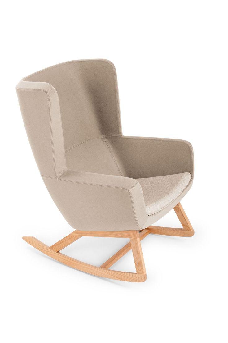 ARCA Poltrona de balanço by True Design design Orlandini Design