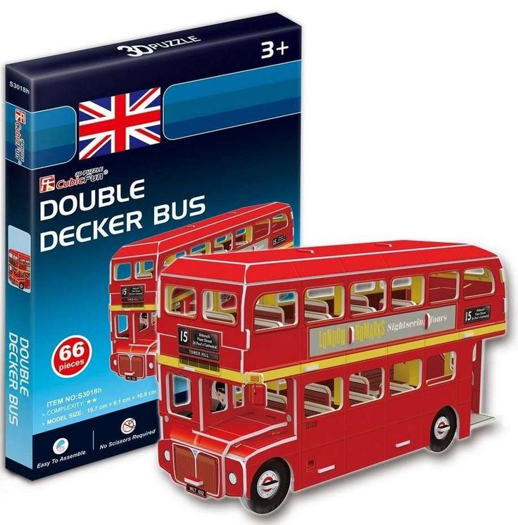 Autobús londinense de dos pisos