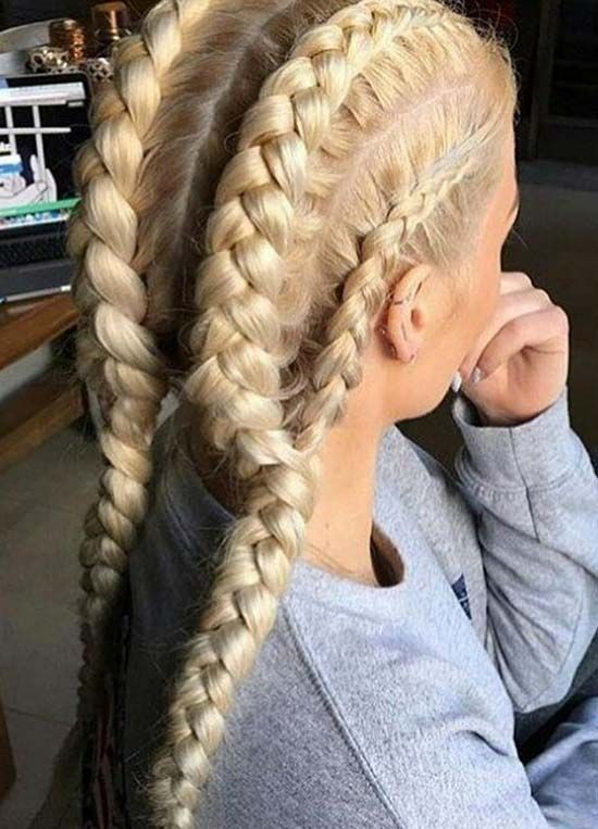 Super 25 Best Ideas About Sporty Hair On Pinterest Sport Hairstyles Hairstyle Inspiration Daily Dogsangcom