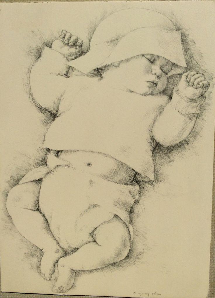 Ib Spang Olsen - beloved danish illustratorl