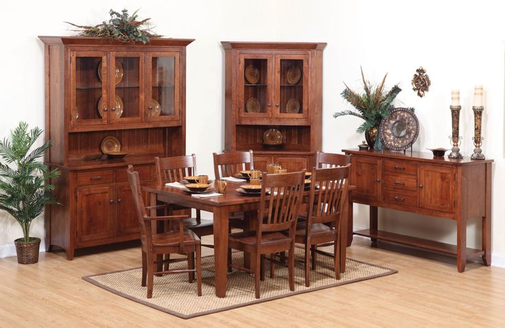 Amish Made Richmond Chairs: 1000+ Images About Dining Collections On Pinterest