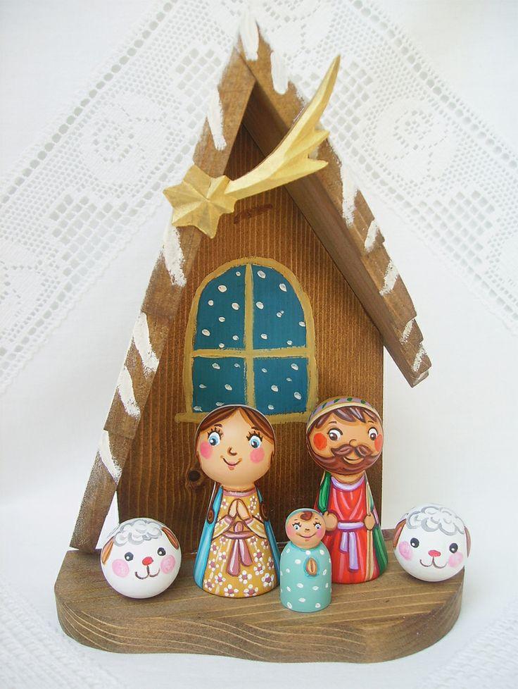 Crib Set For Christmas