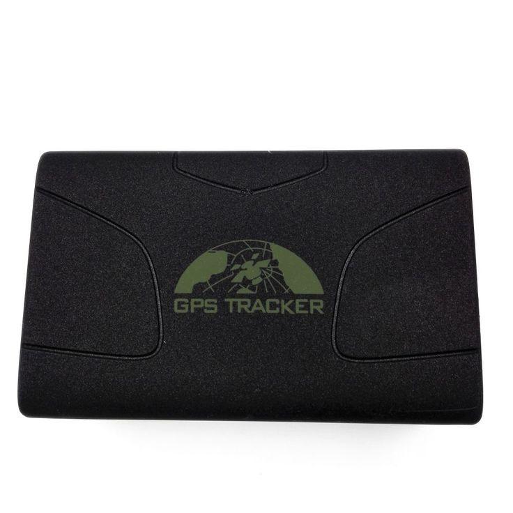 Car GPS tracker TK104 quad-band 60days standby time Free Spanish&Portuguese GPS tracking system vehicle GPS tracking device