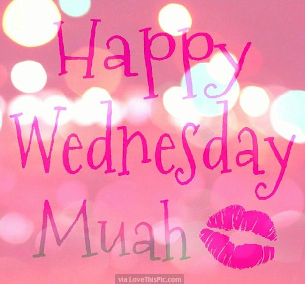 Happy Wednesday..or Thursday  Muah....... whatever :) it's my Friday!