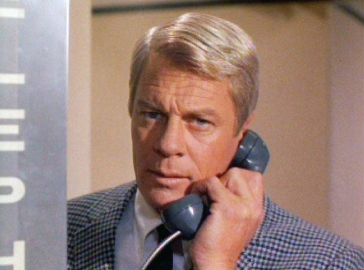Peter Graves in Mission: Impossible (1966)