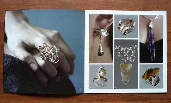 Galerias Metallo catalogue design