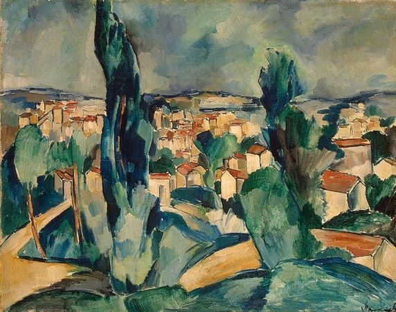 165 Best Maurice De Vlaminck Images On Pinterest Scenery