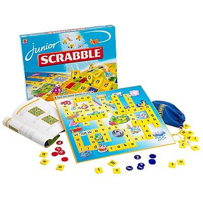 Buy Junior Scrabble online at JohnLewis.com - John Lewis