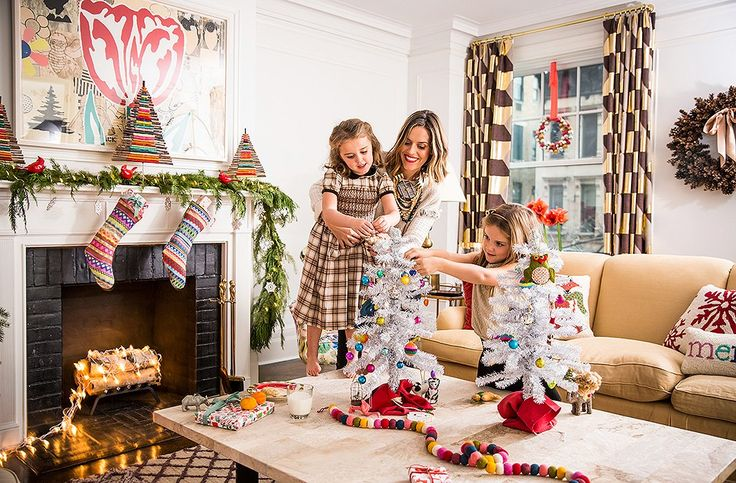 How Lilly Bunn Decorates for the Holidays