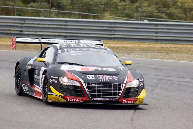 140705 26 Circuitpark Zandvoort _ Zandvoort Masters _ Blancpain Sprint Series _ Enzo Ide, Rene Rast _ Belgian Audi Club Team WRT _ Audi R8 LMS Ultra