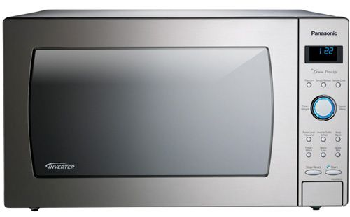 Techlicious Top PIck - The Best Microwave Oven - Panasonic NN-SE982S