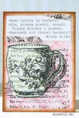 KlaudiaGR - Kawa czy herbata?