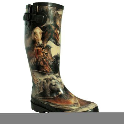 "Amazon.com: Spy Love Buy Womens Festival Wellies Wellingtons Boots ""Savannah"""