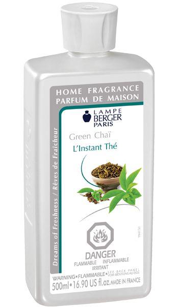 Nice Green Chai   Dreams Of Freshness   Home Fragrance   Perfume Diffuser   Lampe  Berger Paris