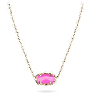 Elisa Pendant Necklace - Customizable at the Color Bar™ by Kendra Scott.