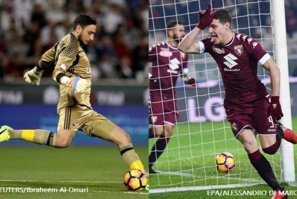 Milan Hadapi Kuda Hitam Torino di Sansiro pada Laga 16 besar Coppa Italia