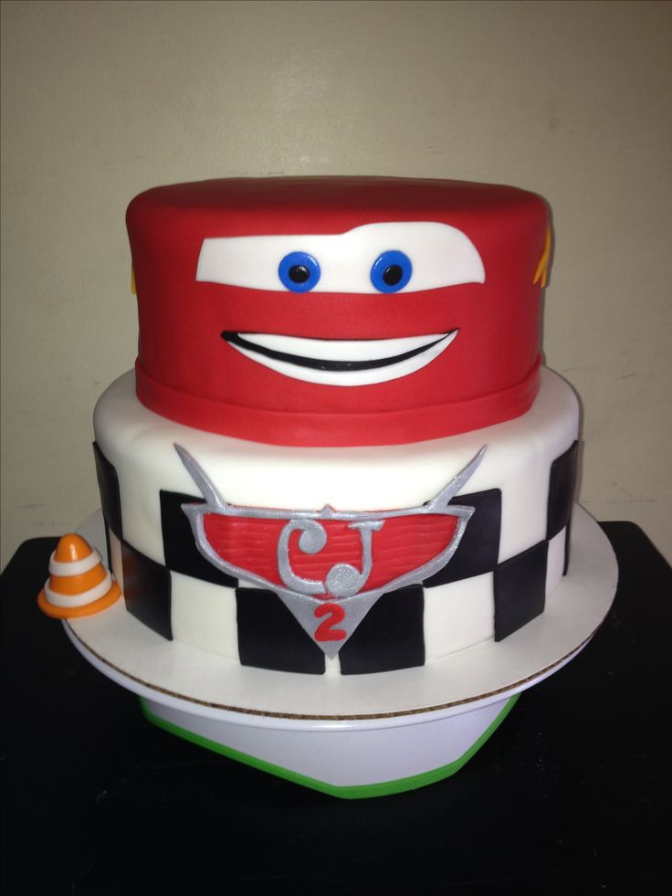 Disney Cars Cake Images : DISNEY CARS CAKE CAKES Pinterest Disney, Cars and ...