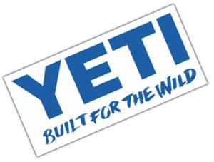 FREE Yeti Sticker on http://hunt4freebies.com