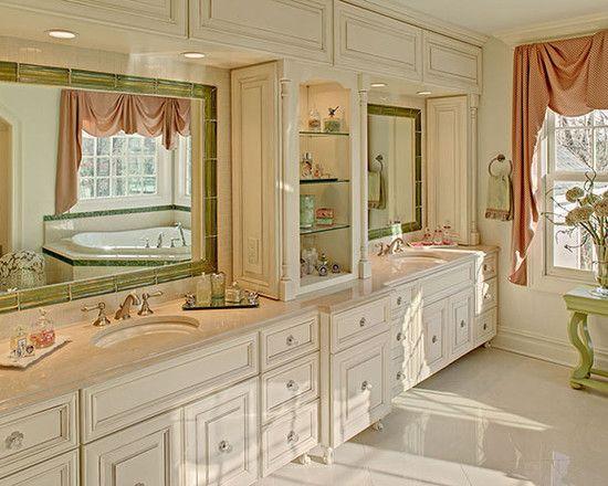 136 best bathroom make it pretty images on pinterest bathroom bathrooms decor and bathroom. Black Bedroom Furniture Sets. Home Design Ideas