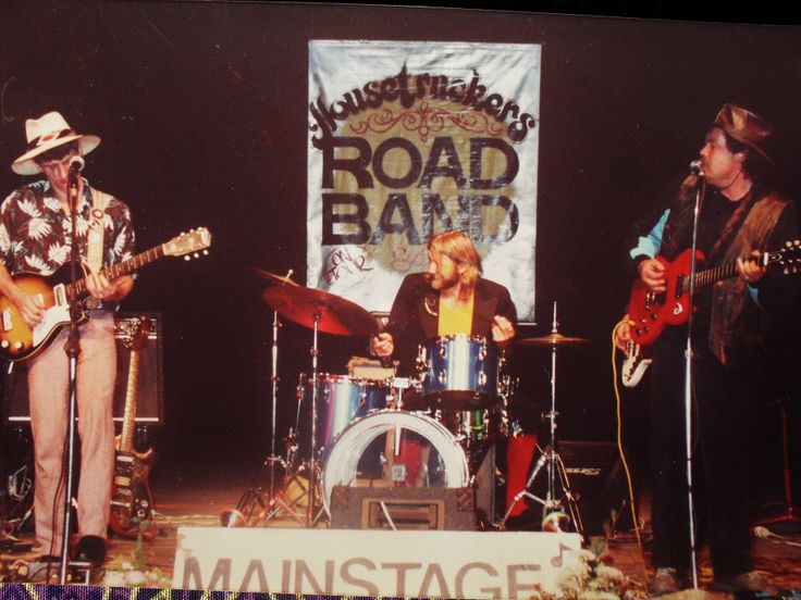 Housetruckers Road Band