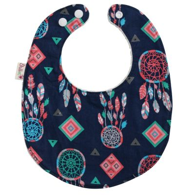 A traditional style bib for your baby