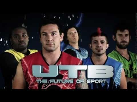 STRENGTH FIGHTER™: Ultimate Tazer Ball (UTB)