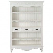 Brittany Bookcase 3 Drawer