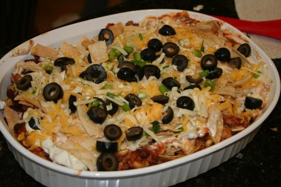 enchilada casserole 5