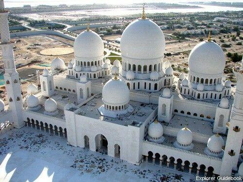 Masjid Syeikh Sayid, Abu Dhabi