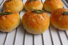 Pan marino - итальянский хлеб с розмарином