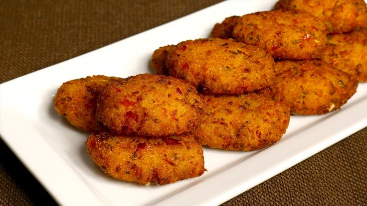 Vegetable rice cutlets are great as an appetizer or snack for any get together. These cutlets are made with rice blended with mixed vegetables. This is an easy and quick recipe to make. Vegetable rice cutlets are crisp outside and soft inside. Try it!