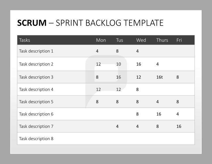 68 best ideas about scrum powerpoint templates on pinterest a start charts and. Black Bedroom Furniture Sets. Home Design Ideas
